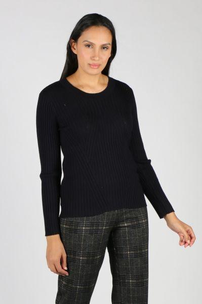 Verge Liverpool Sweater In Midnight