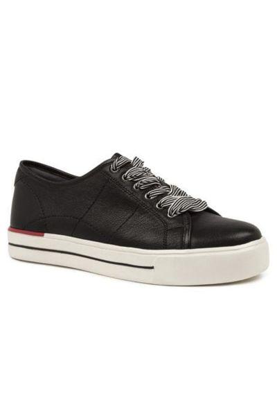 Ashleen Sneaker By Ziera In Black